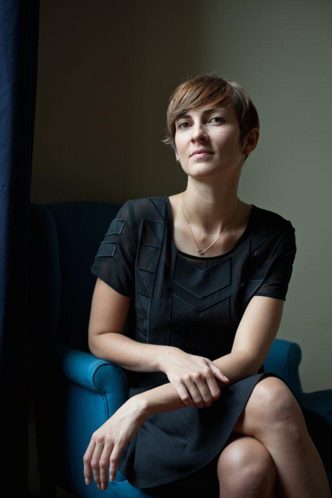 Poet Sarah Rose Nordgren
